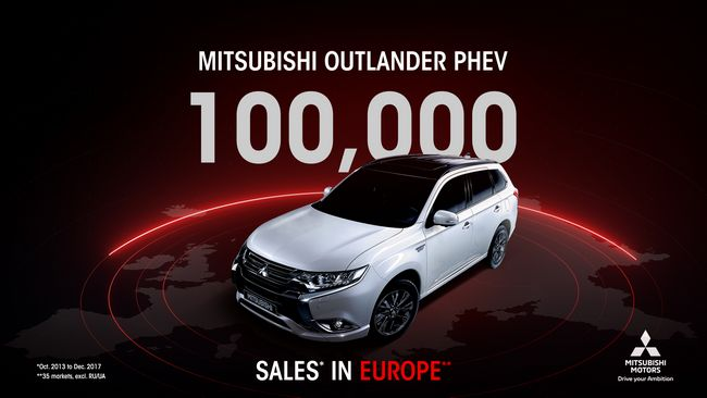Mitsubishi Outlander PHEV ibrido plug-in