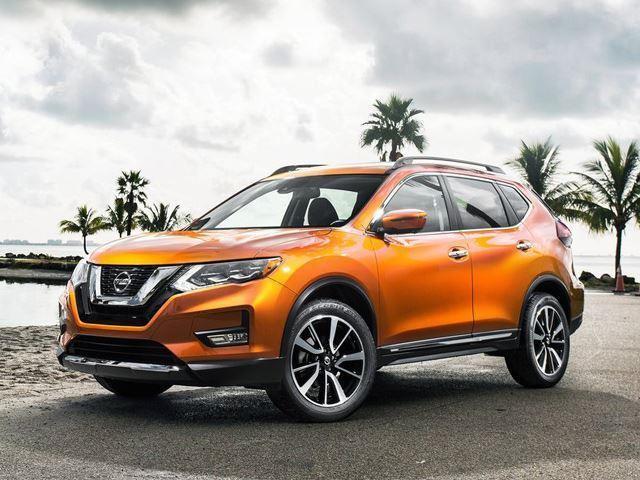 Suv Nissan X-Trail 2018