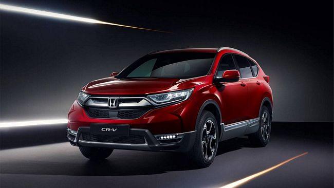 Nuovo Honda CR-V 2018 debutta al Salone di Ginevra