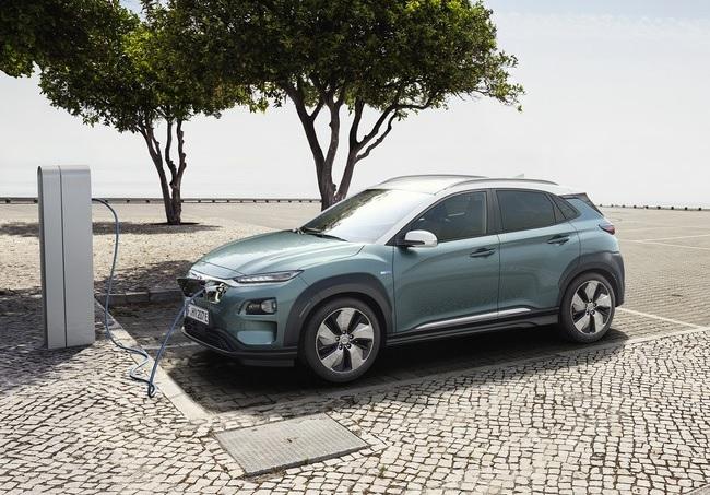 Nuova Hyundai Kona elettrica 2018