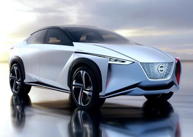 Crossover elettrico Nissan 2020