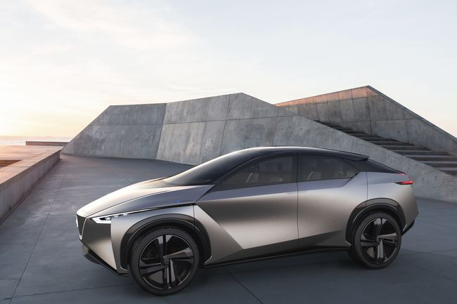 Nuovo crossover Nissan a guida autonoma