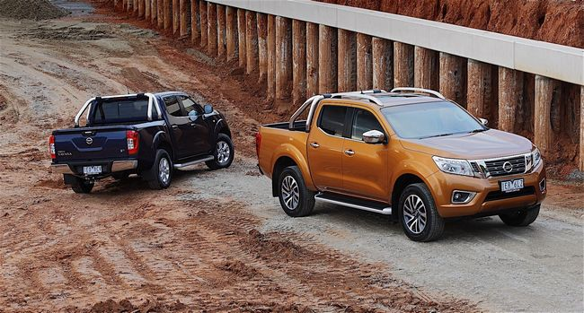 Pick up 4x4 Nissan Navara
