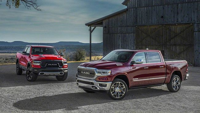 nuovo pick-up ram 1500 2019