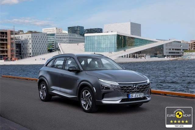 Nuovo suv a idrogeno Hyundai Nexo