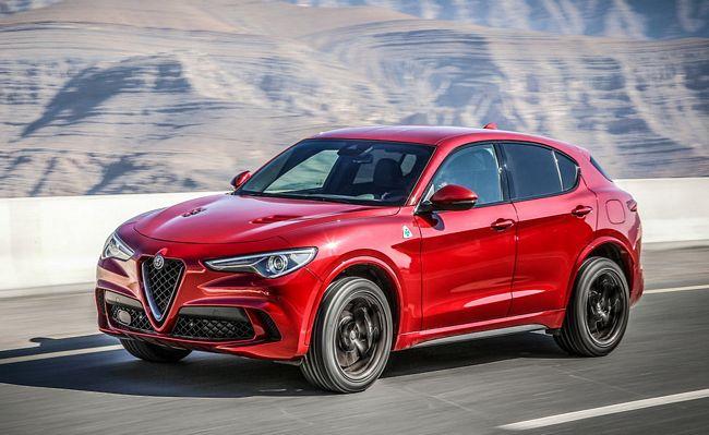 Suv Premium Alfa Romeo Stelvio Quadrifoglio