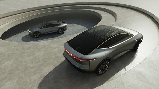Nissan IMs Concept,  la nuova berlina sportiva di lusso