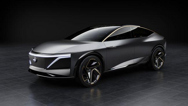 Ims Concept 2019: la nuova berlina di lusso di Nissan
