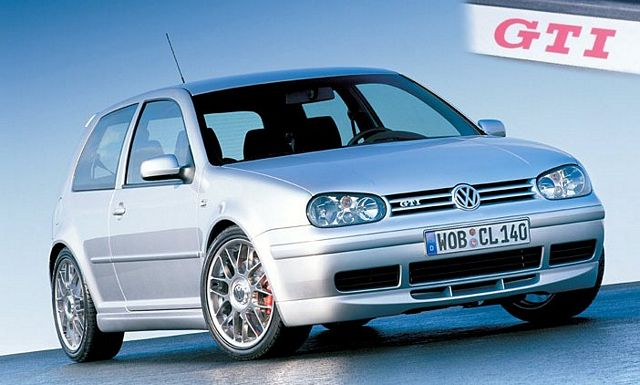 Volkswagen Golf GTI quarta serie