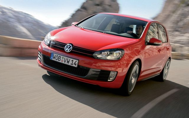 Volkswagen Golf GTI sesta serie