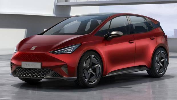 Nuova Seat el-Born elettrica 2020