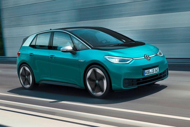 Nuova Volkswagen ID3