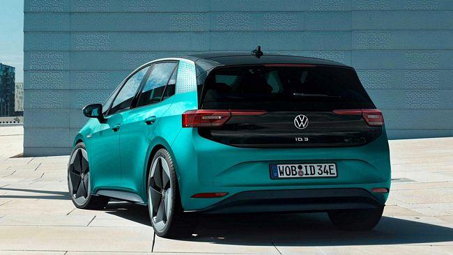Nuova Volkswagen ID3 2020