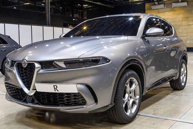 Nuova Alfa Romeo Tonale 2020