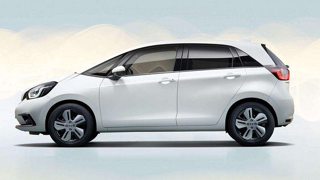 Nuova Honda Jazz ibrida 2020