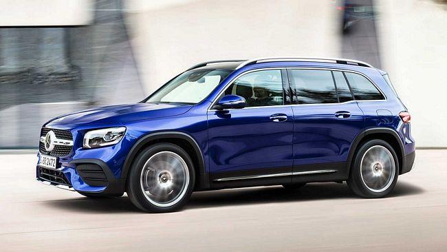 Nuovo Mercedes GLB 2020