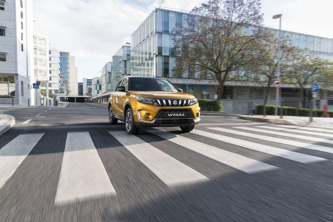 Nuova Suzuki Vitara ibrida