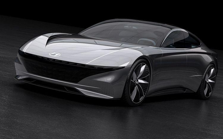 Concept car  Hyundai Le Fil Rouge