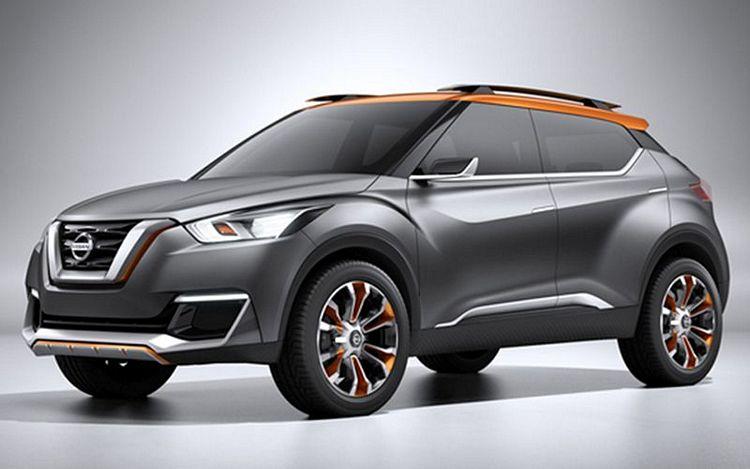 Concept Nissan Kicks