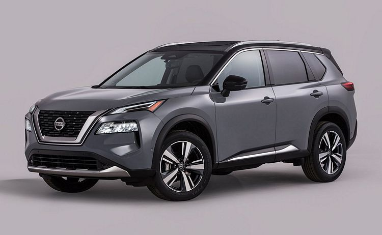 Nuovo Nissan Rogue/X-Trail 2021
