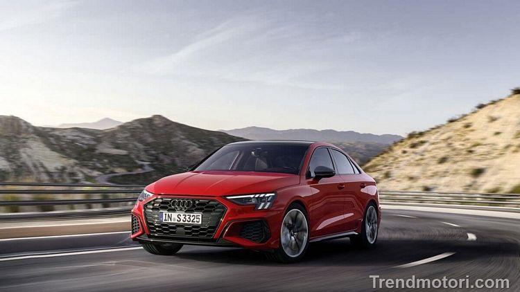Nuova Audi S3 sedan 2020