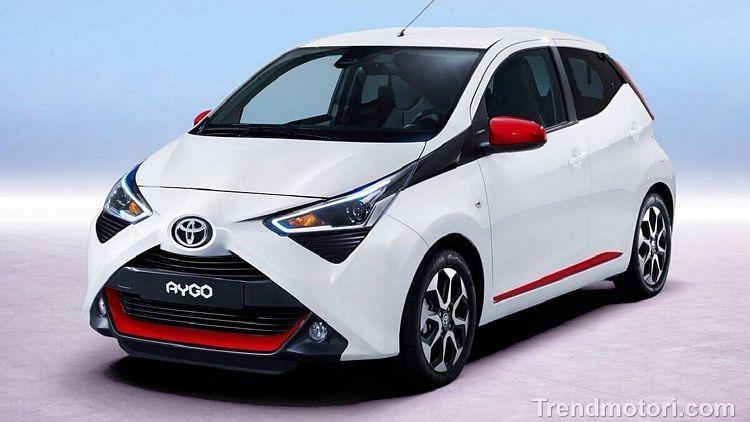 citycar Toyota Aygo