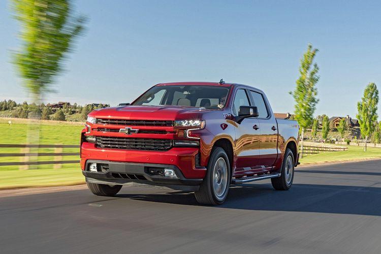 Nuovo Chevrolet Silverado 1500 Diesel