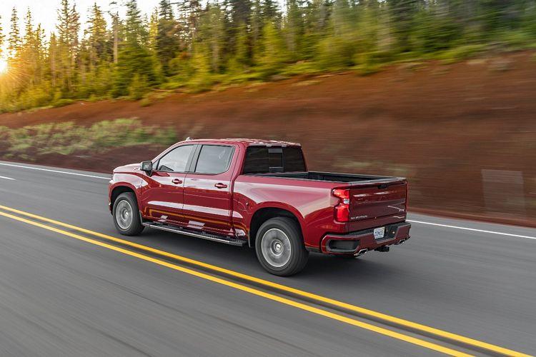 Nuovo Chevrolet Silverado Diesel