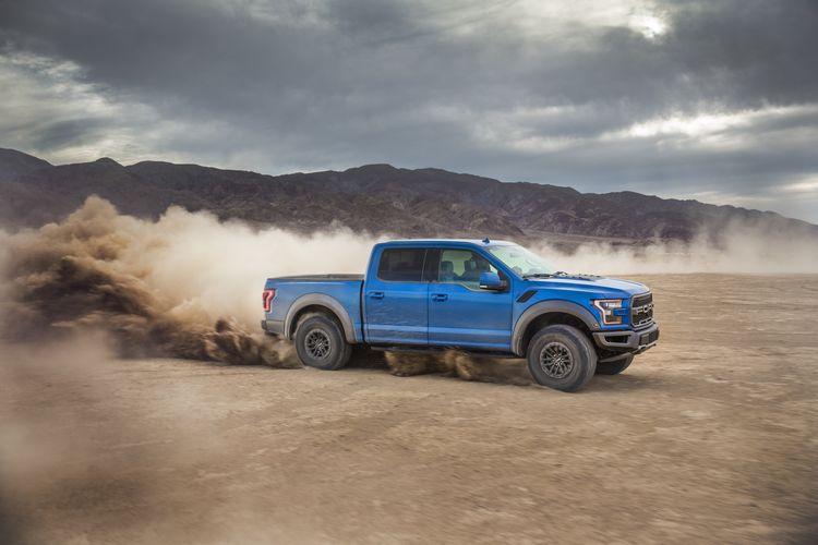Nuovo pickup americano Ford F150 Raptor