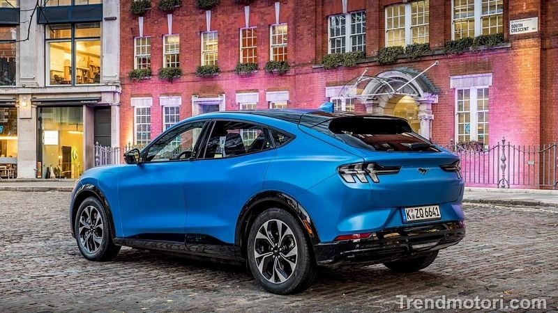 Nuova Ford Mustang Mach E