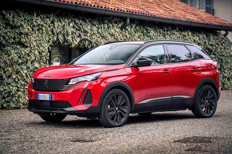 Nuovo suv Peugeot 3008 2021