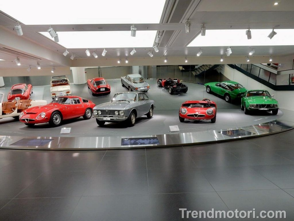 Auto storiche Alfa Romeo